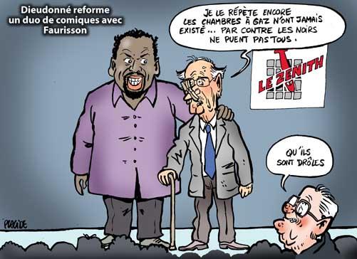 Emmanuel ratier sur l 39 affaire dieudonn janvier 2014 - Les chambres a gaz ont elles vraiment existees ...
